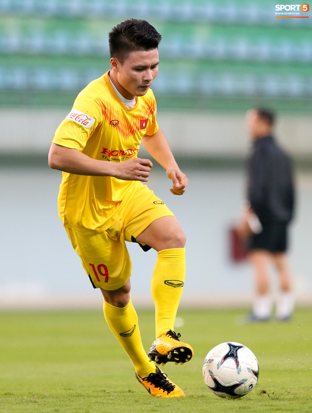 Công Phượng, Quang Hải có thể không cùng tuyển Việt Nam đấu U22 tối nay - Ảnh 2.