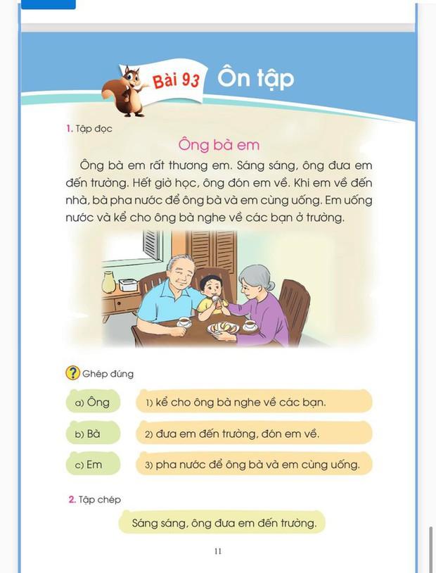 Bộ GD&ĐT phê duyệt phương án điều chỉnh ngữ liệu sách giáo khoa Tiếng Việt 1 Cánh Diều - Ảnh 2.
