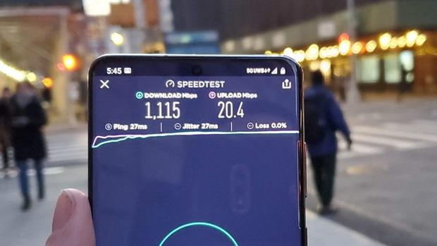 Thử nghiệm cho thấy tốc độ mạng 5G tại Mỹ còn chậm hơn cả 4G - Ảnh 3.