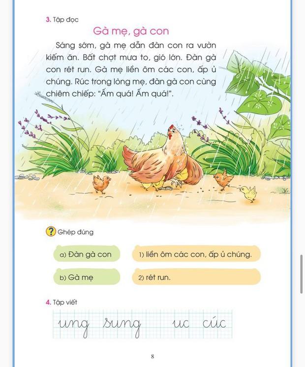 Bộ GD&ĐT phê duyệt phương án điều chỉnh ngữ liệu sách giáo khoa Tiếng Việt 1 Cánh Diều - Ảnh 3.