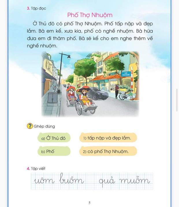 Bộ GD&ĐT phê duyệt phương án điều chỉnh ngữ liệu sách giáo khoa Tiếng Việt 1 Cánh Diều - Ảnh 4.