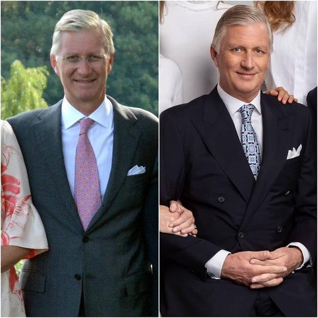 Công chúa xinh đẹp nhất hoàng gia Bỉ tung ảnh gia đình ngày ấy - bây giờ khiến nhiều người phải thốt lên kinh ngạc vì quá hoàn mỹ - Ảnh 5.