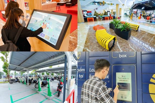 Điểm danh 7 thương hiệu nhất định phải mua sắm khi đến Vincom Mega Mall Ocean Park - Ảnh 9.