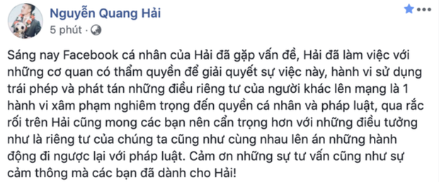 Drama queen 2020 gọi tên Huỳnh Anh: Giữa năm công khai yêu Quang Hải, cuối năm bị đồn đang thính học trò Binz! - Ảnh 5.
