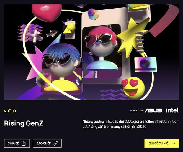 Rising GenZ: Đề cử cực hot trong hạng mục Đời Sống Giới Trẻ, dự đoán gây bão bởi loạt trai xinh gái đẹp siêu đình đám này! - Ảnh 4.