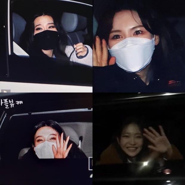 Sự kiện ám ảnh nhất năm 2019 SBS Gayo Daejun: Idol trượt ngã từ thảm đỏ đến sân khấu, Wendy gặp tai nạn kinh hoàng - Ảnh 8.