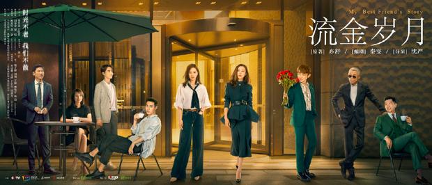 Chị đẹp Nghê Ni thay gần 15 bộ cánh sắc nét, chặt đẹp Lưu Thi Thi ở trailer mới của Lưu Kim Tuế Nguyệt - Ảnh 11.