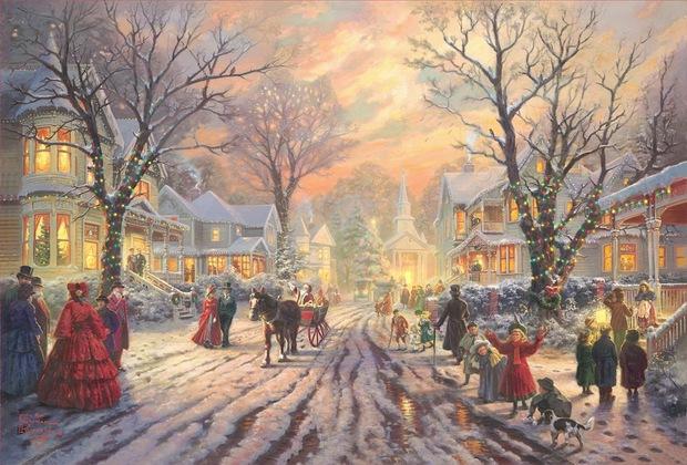 Ăn trong đĩa lửa: Thử thách rùng rợn nhất đêm Giáng sinh của người thời Victoria, nhìn qua đảm bảo không ai dám làm - Ảnh 1.