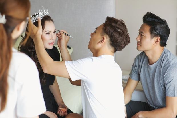 """Đám cưới Quý Bình và vợ doanh nhân ở Phú Quốc: Chú rể lái siêu xe đón bà xã, """"quẩy"""" hết mình tại địa điểm tổ chức đặc biệt - Ảnh 6."""