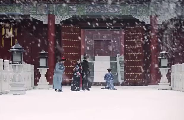 5 cặp đôi Hoa ngữ dưới trời tuyết Giáng sinh: Triệu Lệ Dĩnh - Cúc Tịnh Y được ôm hôn siêu ấm, đến Diên Hi Công Lược là buồn ngang - Ảnh 13.