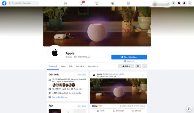 Góc hít hà drama: Facebook giận dỗi xoá tích xanh fanpage Apple, cư dân mạng lo sợ Facebook bốc hơi khỏi iPhone - Ảnh 3.