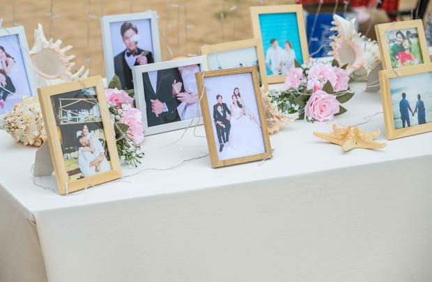 """Đám cưới Quý Bình và vợ doanh nhân ở Phú Quốc: Chú rể lái siêu xe đón bà xã, """"quẩy"""" hết mình tại địa điểm tổ chức đặc biệt - Ảnh 5."""