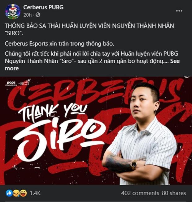 Dùng vũ lực khiến tuyển thủ sang chấn tâm lý, HLV eSports Việt Nam bị sa thải - Ảnh 1.