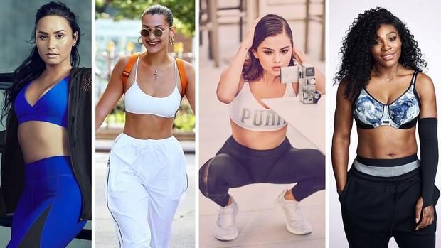 Netizen tranh cãi cách mặc sport bra đúng: Bên khuyên nên mặc từ dưới lên, bên phản bác mạnh mẽ - Ảnh 3.