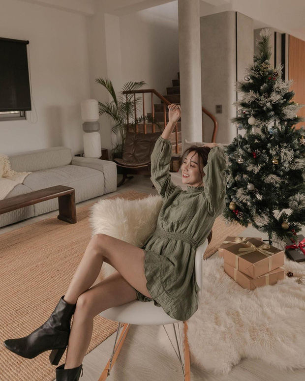 Ghim gấp 12 set đồ chuẩn đẹp để trông sành điệu, chanh sả hết cỡ đi chơi Giáng sinh - Ảnh 12.