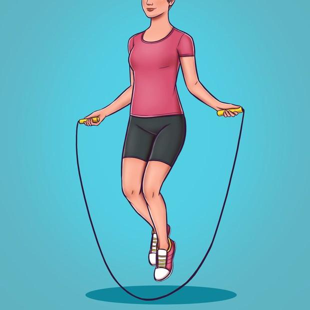 7 bài tập mang đến hiệu quả đốt cháy chất béo nhiều hơn là chạy bộ, hội đang giảm cân nên thử ngay - Ảnh 1.