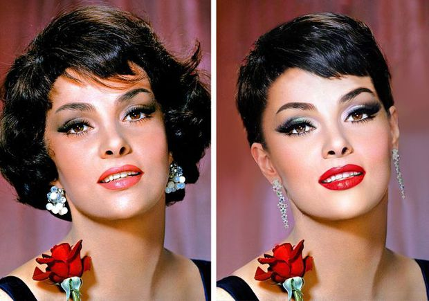 Bất ngờ với loạt hình ảnh khi các tượng đài nhan sắc trong quá khứ được làm tóc, make-up theo phong cách hiện đại, đẹp lại càng thêm đẹp - Ảnh 1.