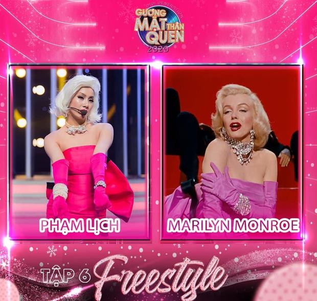 Gương Mặt Thân Quen tiếp tục mắc lỗi về nhân vật: Nhầm Marilyn Monroe thành Kylie Jenner - Ảnh 3.