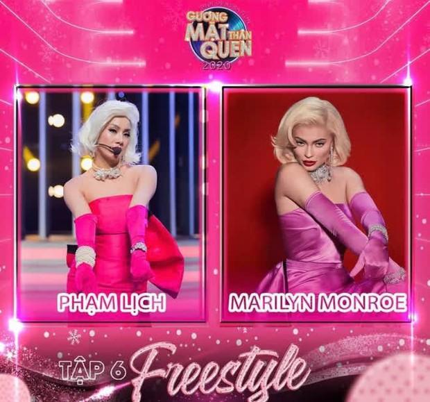 Gương Mặt Thân Quen tiếp tục mắc lỗi về nhân vật: Nhầm Marilyn Monroe thành Kylie Jenner - Ảnh 1.