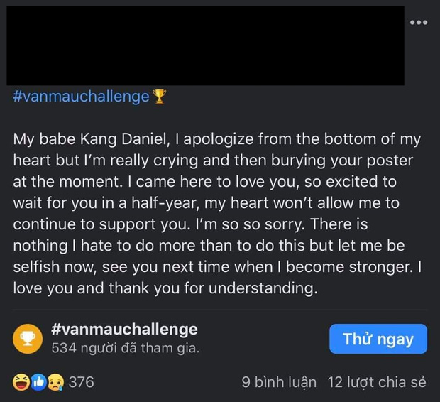Kang Daniel mới là nhân vật hot nhất MXH mùa Noel năm nay, ai cũng đòi cất poster theo bài văn mẫu đọc cười đến nội thương - Ảnh 13.