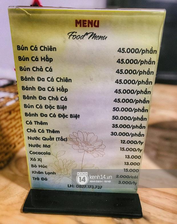 Hàng bún cá chấm nổi tiếng xếp hàng dài cả cây số ngoài Hà Nội bỗng xuất hiện tại Sài Gòn, tưởng là chi nhánh 2 nhưng hoá ra không phải? - Ảnh 5.