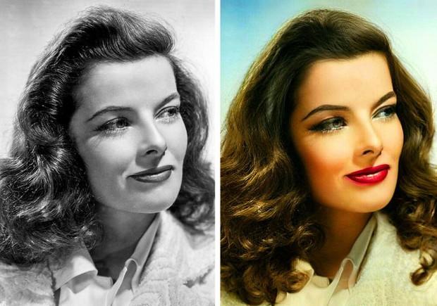 Bất ngờ với loạt hình ảnh khi các tượng đài nhan sắc trong quá khứ được làm tóc, make-up theo phong cách hiện đại, đẹp lại càng thêm đẹp - Ảnh 3.