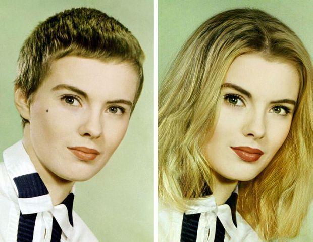 Bất ngờ với loạt hình ảnh khi các tượng đài nhan sắc trong quá khứ được làm tóc, make-up theo phong cách hiện đại, đẹp lại càng thêm đẹp - Ảnh 5.