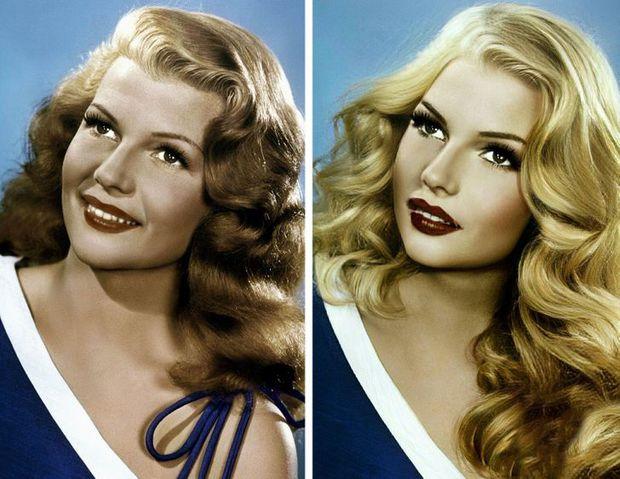 Bất ngờ với loạt hình ảnh khi các tượng đài nhan sắc trong quá khứ được làm tóc, make-up theo phong cách hiện đại, đẹp lại càng thêm đẹp - Ảnh 17.