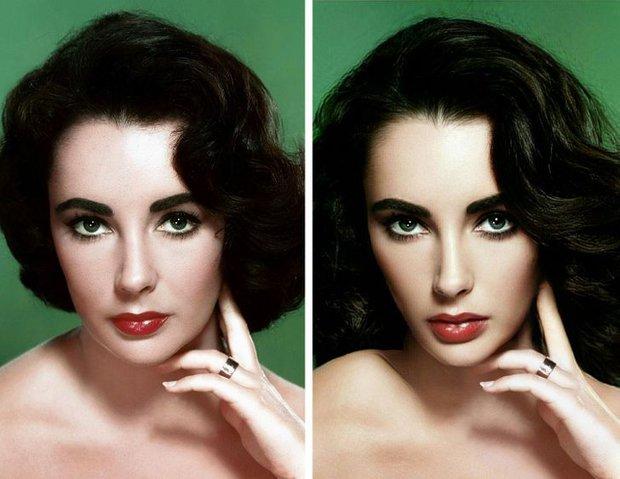 Bất ngờ với loạt hình ảnh khi các tượng đài nhan sắc trong quá khứ được làm tóc, make-up theo phong cách hiện đại, đẹp lại càng thêm đẹp - Ảnh 16.