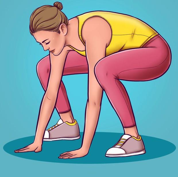 7 bài tập mang đến hiệu quả đốt cháy chất béo nhiều hơn là chạy bộ, hội đang giảm cân nên thử ngay - Ảnh 6.