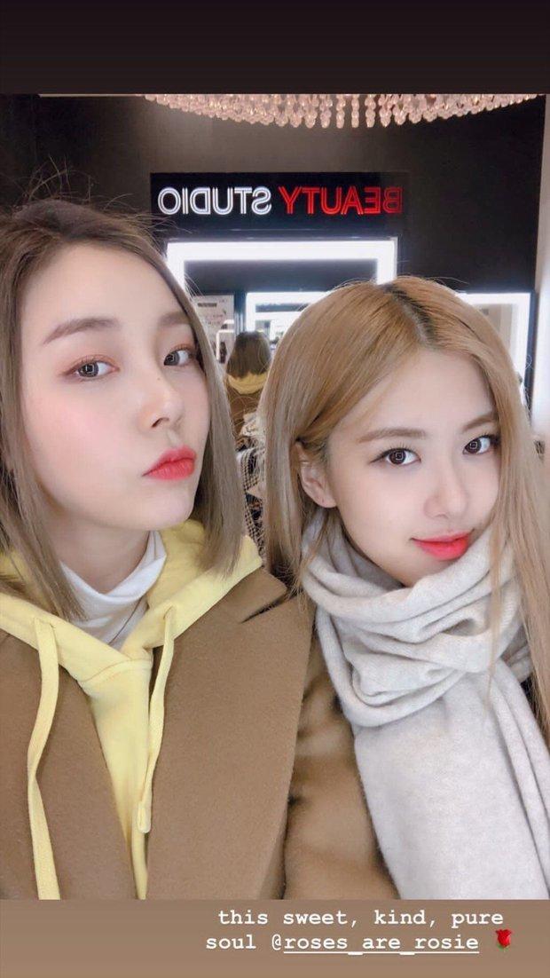 Nữ idol Kpop tiết lộ lý do trở thành bạn thân với Rosé (BLACKPINK): Hóa ra bắt đầu từ những lời nói dối - Ảnh 4.