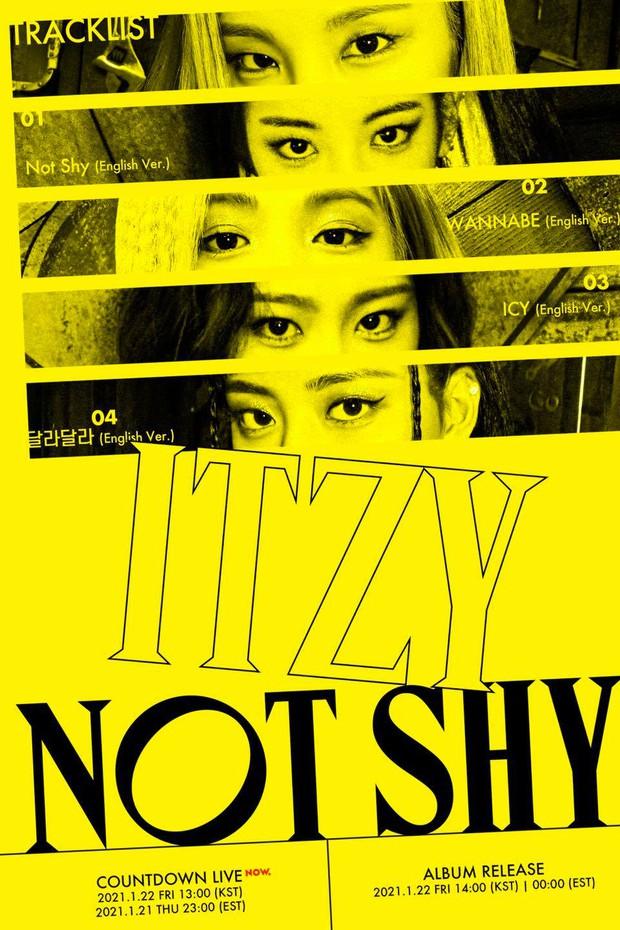ITZY chơi lớn phát hành hẳn 1 album tiếng Anh, JYP thể hiện tham vọng bành trướng quốc tế nhưng lại gây tranh cãi vì bỏ bê GOT7 - Ảnh 1.