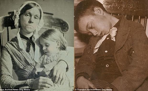 Những bức ảnh em bé nằm nhắm mắt trông vô cùng yên bình nhưng đằng sau đó là những câu chuyện rùng rợn không ai ngờ - Ảnh 4.