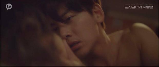 Netizen chảy máu mũi với màn lăn giường của Ji Chang Wook - Kim Ji Won, chị em xem mà ghen lồng lộn á! - Ảnh 8.