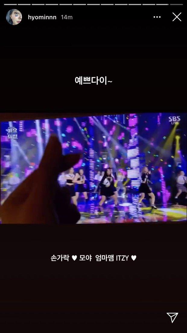 ITZY cover hit khủng của T-ara nhưng main vocal lại trở thành lỗ hổng vũ đạo, biểu diễn hời hợt trong khi đồng đội hát nhảy nhiệt tình - Ảnh 6.