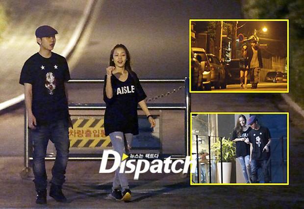 """Hơn 1 thập kỷ, Dispatch khui được 39 cặp đôi hẹn hò: Phần lớn là toang, G-Dragon """"lì"""" nhất, 2 cặp đôi hiếm hoi thành vợ chồng - Ảnh 7."""