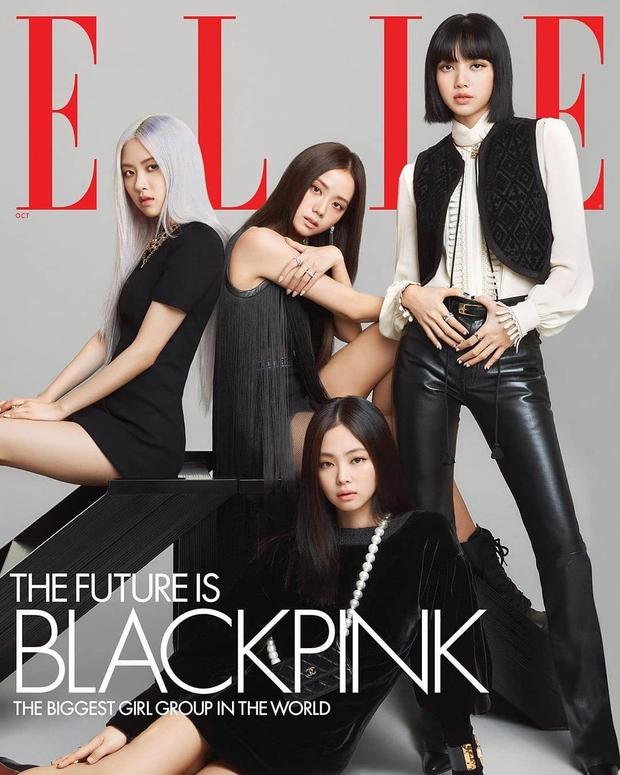 Người khiến Blink hay choảng nhau vì trang điểm nhạt cho BLACKPINK hóa ra lại đứng sau nhiều makeup look để đời của loạt sao Hàn - Ảnh 1.