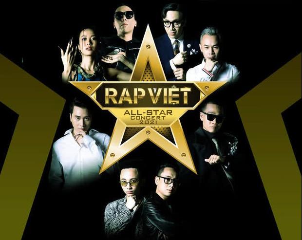 Netizen tranh cãi về giá vé concert Rap Việt, chê đắt hơn cả concert của sao Kpop đến Việt Nam? - Ảnh 1.