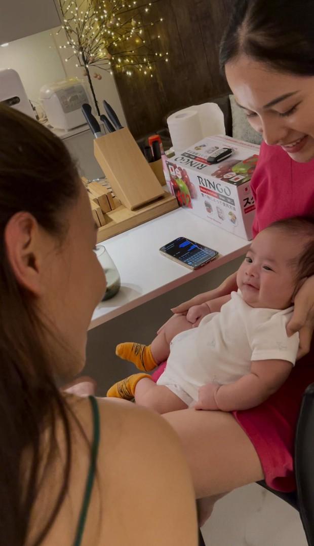 Dương Khắc Linh khoe chuyện Hà Hồ hứa gả Lisa cho con trai mình, chẳng ngờ bị chính chủ bóc mẽ ngay tại trận - Ảnh 5.