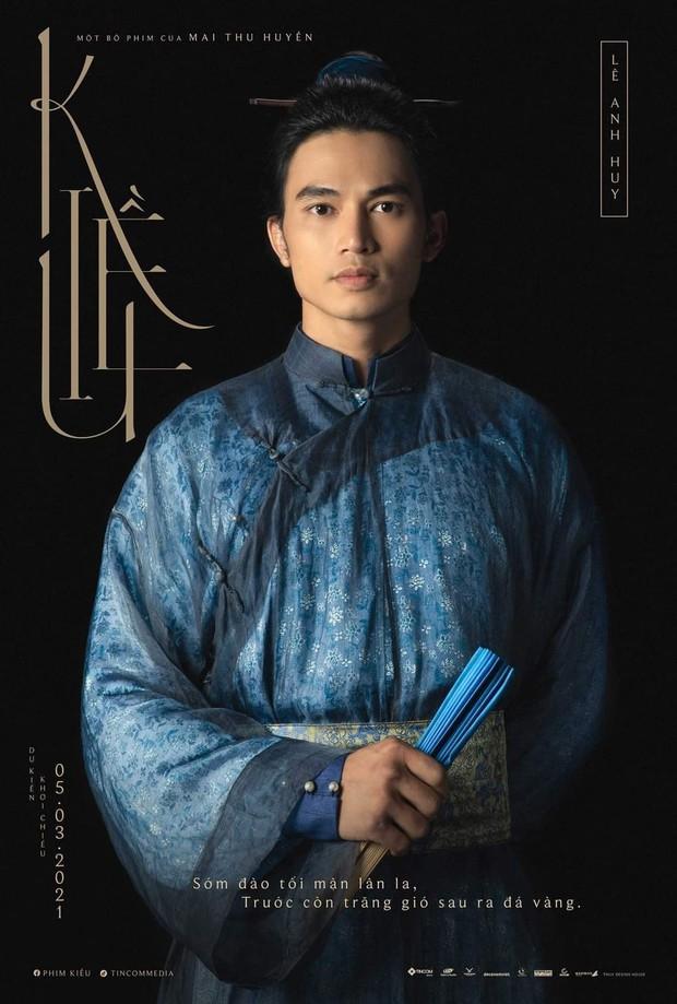 Poster mới phim KIỀU phạm lỗi vô cùng nghiêm trọng, cho nhân vật mặc kiểu áo chỉ dành cho dịp khâm liệm người chết - Ảnh 8.