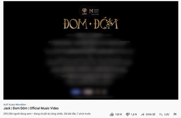 Jack tung MV comeback dành tặng riêng cộng đồng fan Đom Đóm, lượt công chiếu cao ngất ngưởng nhưng chưa thể vượt qua Sơn Tùng M-TP - Ảnh 7.