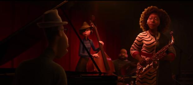 Soul: Bom tấn hoạt hình người lớn của Pixar, lại có pha đổi hồn người-mèo chỉ một nốt nhạc xem mà sốc - Ảnh 5.