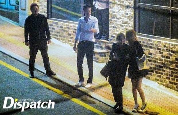 """Hơn 1 thập kỷ, Dispatch khui được 39 cặp đôi hẹn hò: Phần lớn là toang, G-Dragon """"lì"""" nhất, 2 cặp đôi hiếm hoi thành vợ chồng - Ảnh 10."""