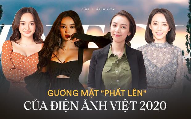 5 cái tên phất lên từ điện ảnh Việt 2020: Thu Trang nhạc gì cũng nhảy, Kaity Nguyễn bỏ túi thêm phim trăm tỷ - Ảnh 1.
