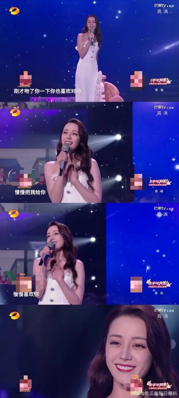 Tình tiết hot trong chuyện tình Nhiệt Ba - Hoàng Cảnh Du: Chàng tới sớm 20 nghe nàng hát, 1001 bằng chứng không thể chối cãi - Ảnh 4.