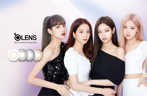Bỏ quên Rosé trong ảnh quảng cáo, Olens đang cố tình chia sẽ nội bộ BLACKPINK hay đây chỉ là chiêu PR dễ đoán? - Ảnh 1.