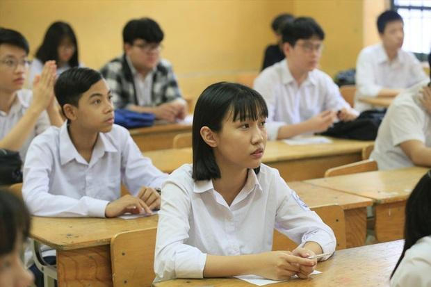 Học sinh được tự chọn môn học: Giáo viên lo thất nghiệp - Ảnh 1.