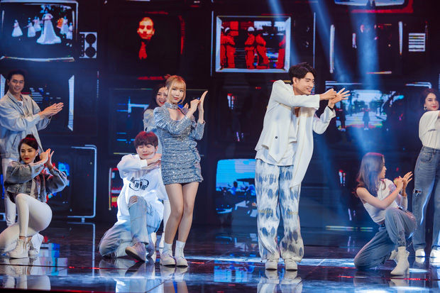 Bộ sậu Khắc Hưng, Min, Erik và Quang Đăng nhận giải thưởng đầy ý nghĩa với Ghen Cô Vy cùng vũ điệu rửa tay nổi tiếng toàn cầu - Ảnh 4.