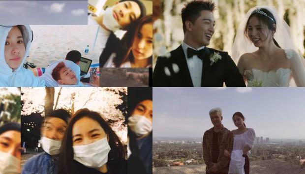 Min Hyo Rin đăng ảnh lộ điểm bất thường, dân tình đồn đoán vợ chồng Taeyang (BIGBANG) sắp có tin vui - Ảnh 6.