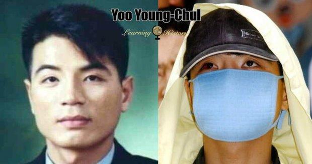 Sát thủ áo mưa vàng: Tên tội phạm man rợ nhất Hàn Quốc cùng nỗi căm hận đáng sợ dành cho phụ nữ - Ảnh 1.